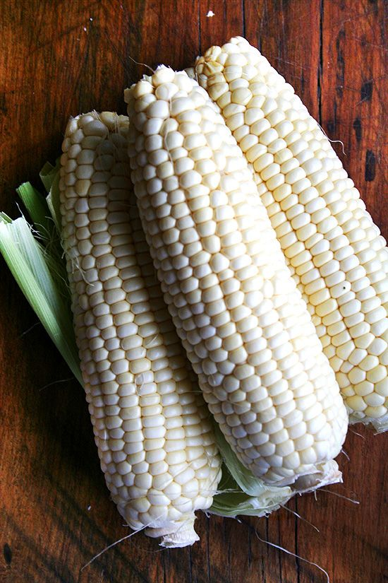 Fresh Corn Polenta