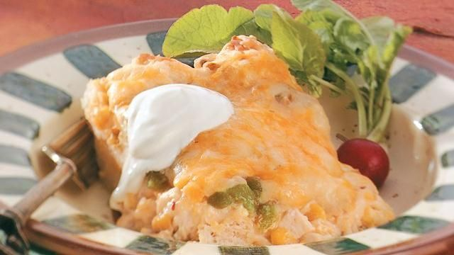 Grands!® Chicken-Chile Bake...we make this often and it is one of my family's favs!