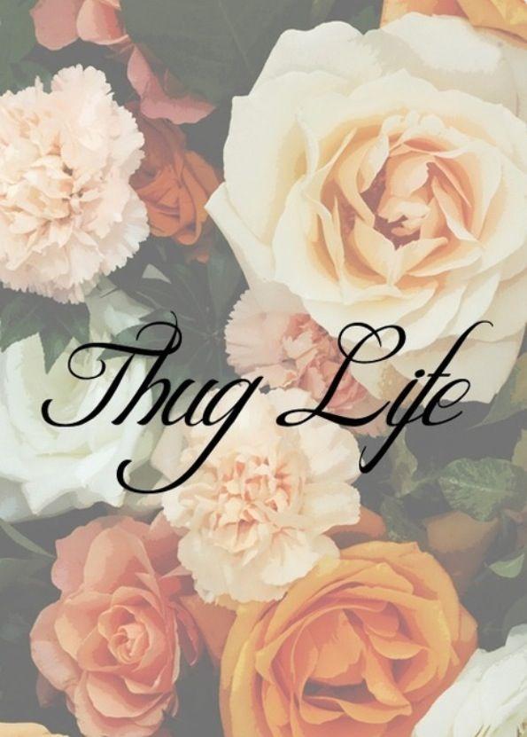 Thug life | Cute wallpaper & backgrounds :) | Pinterest