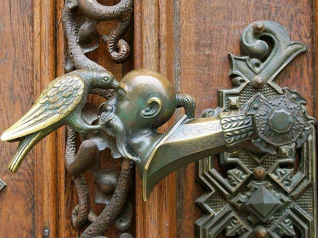 Door Handle - Czech Republic
