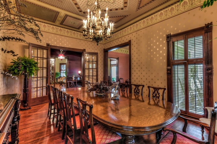 Victorian style dining room dining panache pinterest for Victorian dining room