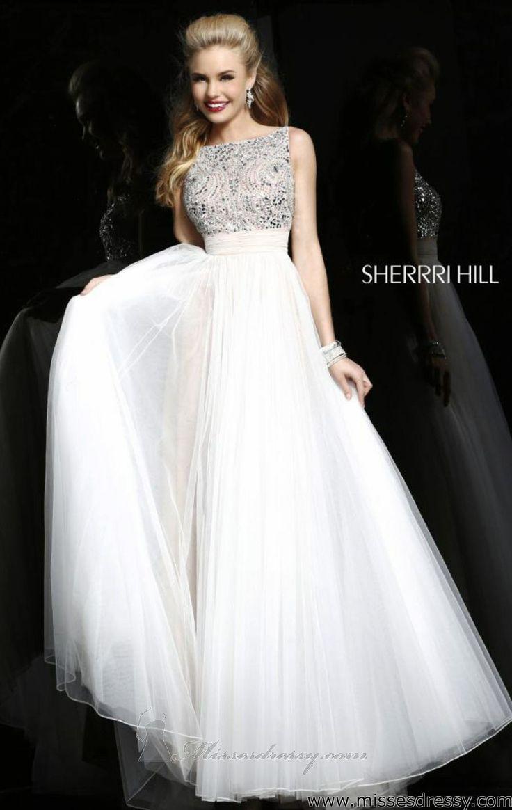 Sherri hill 11022 wedding dresses pinterest for Sherri hill wedding dresses