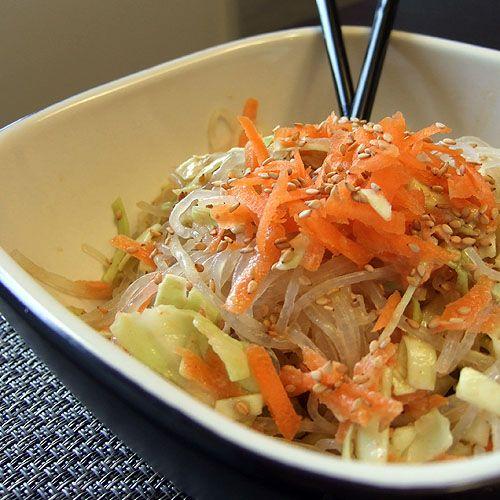 pad noodle calories kelp thai Kelp Noodles
