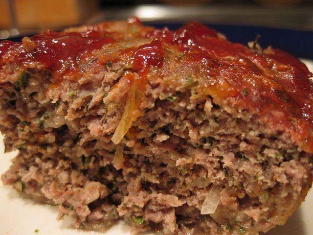 Best Ever American Meat Loaf by pjangelfish, via Flickr