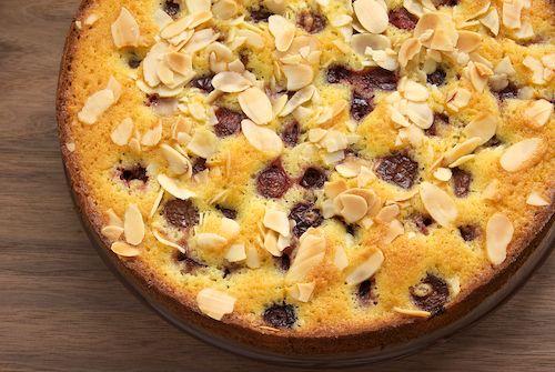 Almond Cherry Cake | Bake or Break
