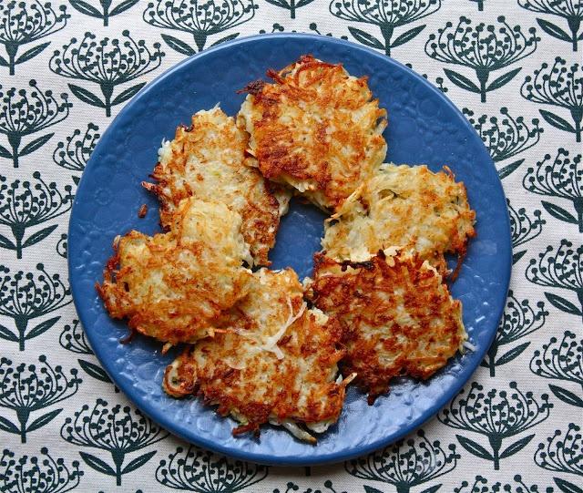Adam and Maxine Rapoport's Famous Latkes | Food, Glorious Food ...
