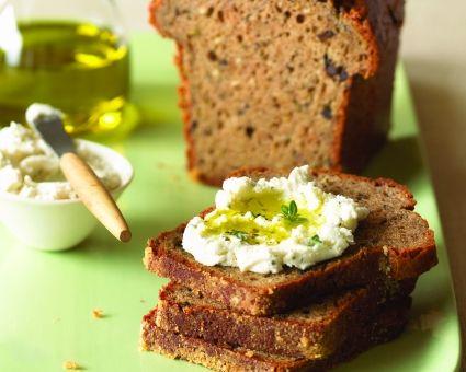 Gluten-Free Olive-Rosemary Bread Recipe | Free From | Pinterest