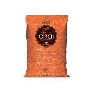 David Rio Tiger Spice Chai Tea, 4lb. Bag $39.49 @ Amazon