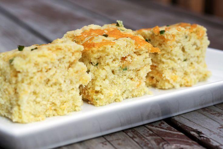 Cheddar Jalapeno Cornbread - Very moist cornbread. I added 2oz of ...