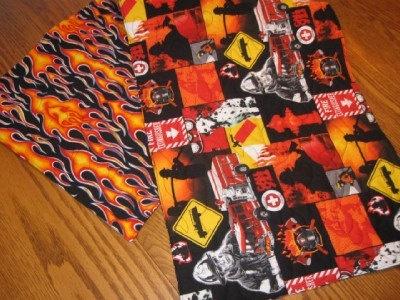 Fireman Table Etsy, handmade Fighter Handmade runners Runner Fire   on etsy $28 table  by mhswebmom