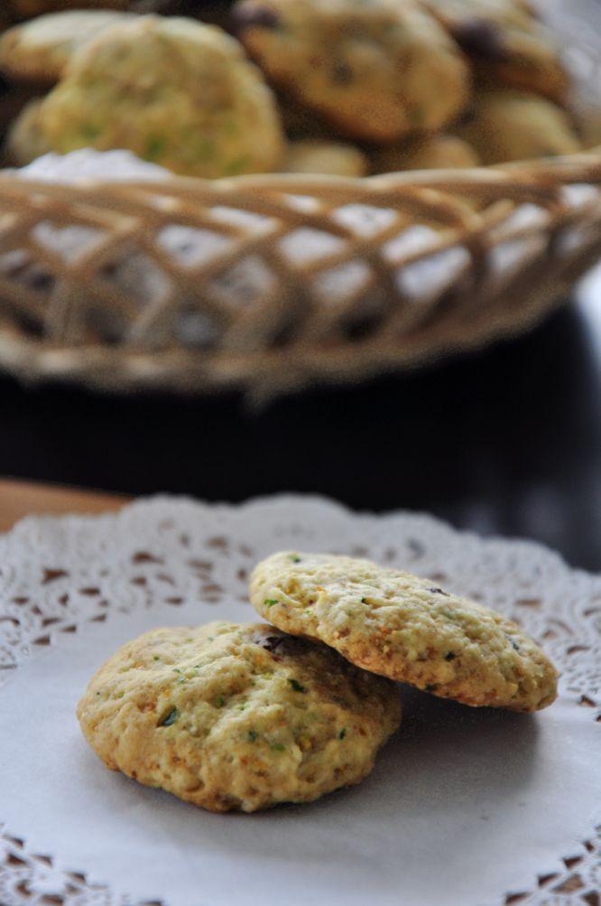 Chocolate Chip Zucchini Cookies-2 | Yum! | Pinterest