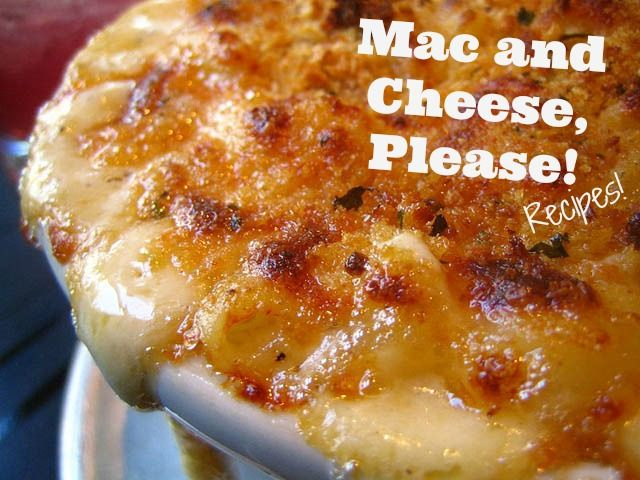 Mac and Cheese, Please! by Kristen Kuchar