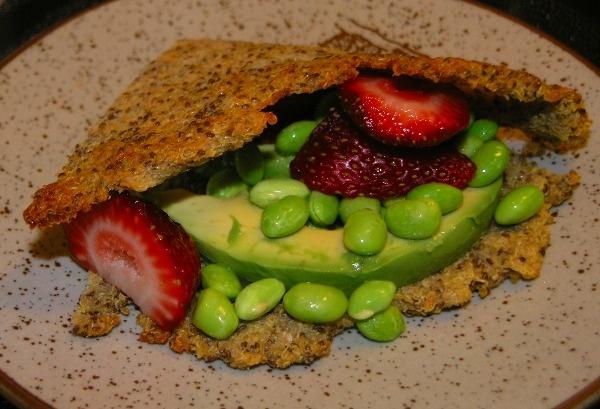 quinoa flatbread | Quinoa. | Pinterest