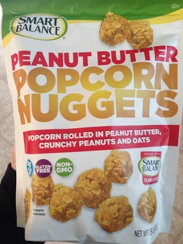 Smart Balance Peanut Butter Popcorn Nuggets Review
