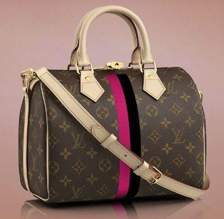 Louis Vuitton bandoulier speedy 25 - 460 x 450  34kb  jpg