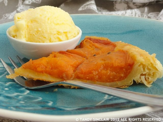 Apricot Tart Tatin | Recipes | Pinterest