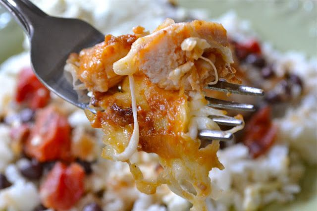 Chicken and Black Bean Bake - Mother Thyme