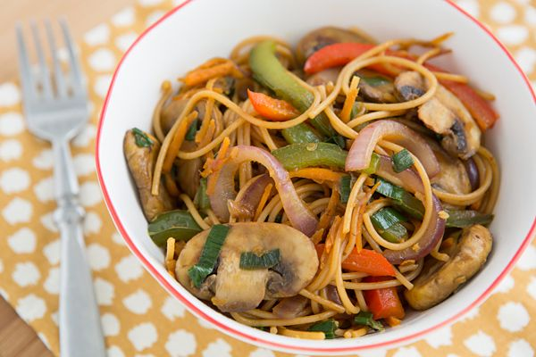What I Ate This Week | Vegetable Lo Mein, Crispy Cauliflower Cakes ...