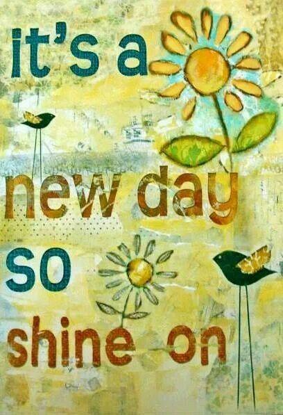 Shine on ....