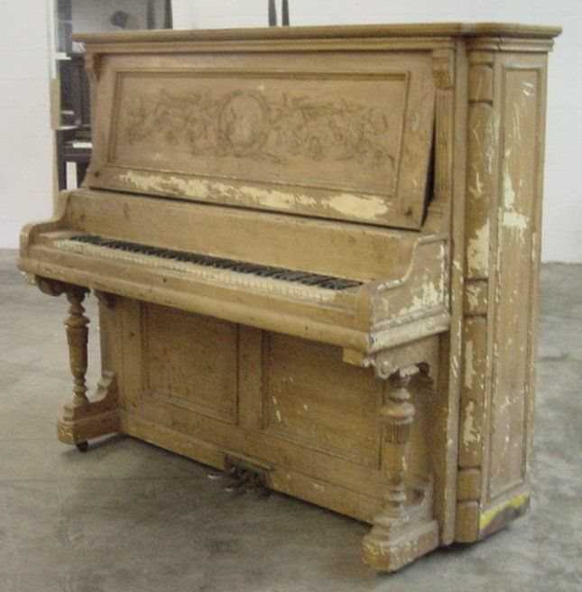 Vintage Upright Pianos 48