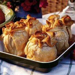 Quick Apple Dumplings | MyRecipes.com