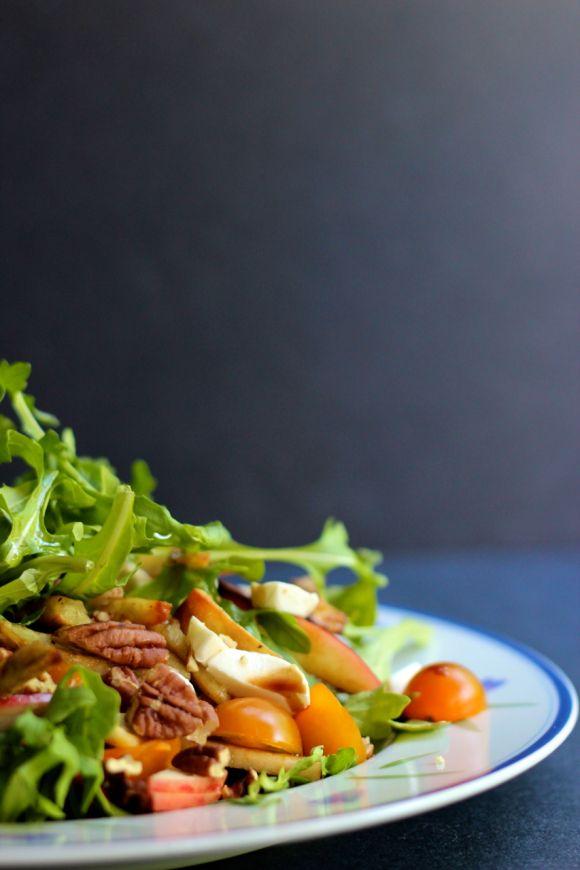 Sweet Potato Apple Pecan Salad   Hi, I'm Healthy   Pinterest