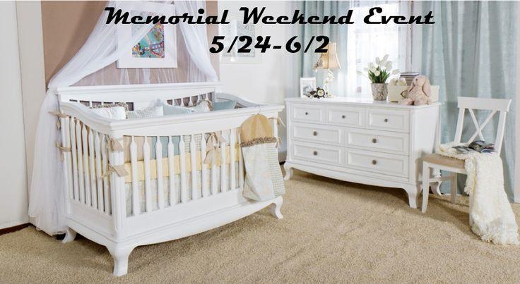 memorial day sale cribs