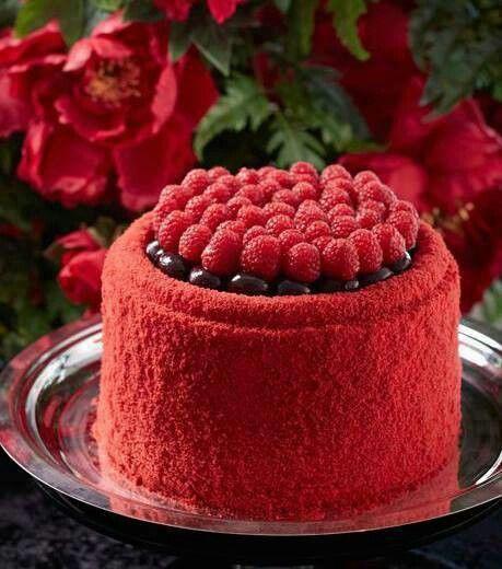 Cake Decorating Ideas Red Velvet : Decorating Red Velvet Cake Ideas 42205 Red Velvet Cakes