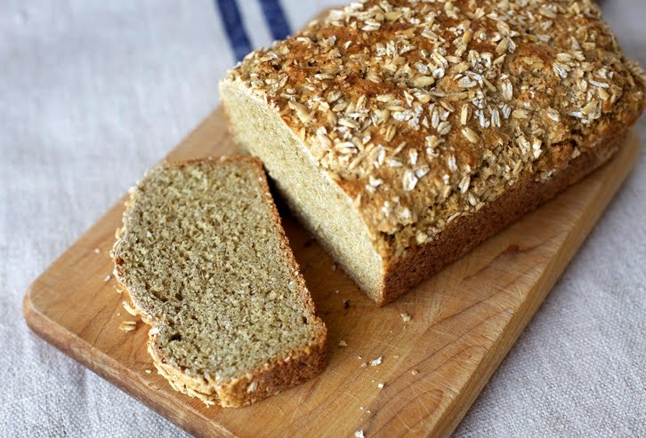 Oat Soda Bread| The Flour Sack/dcc | Recipes | Pinterest