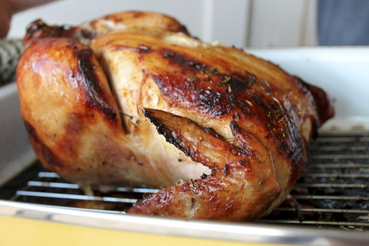 Master Cleanse Chicken - roasted chicken w lemon, maple syrup and ...
