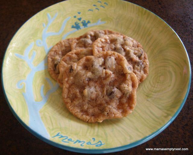 Granite City's Toffee Almond Cookies | Treats | Pinterest