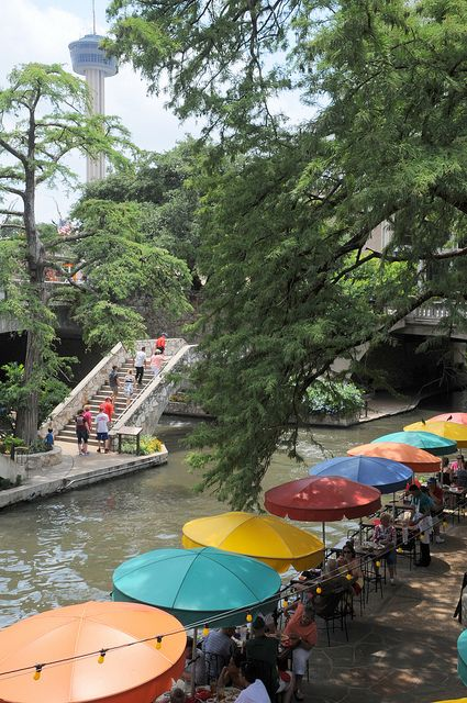 Riverwalk San Antonio Texas….this place looks like a lot of fun!