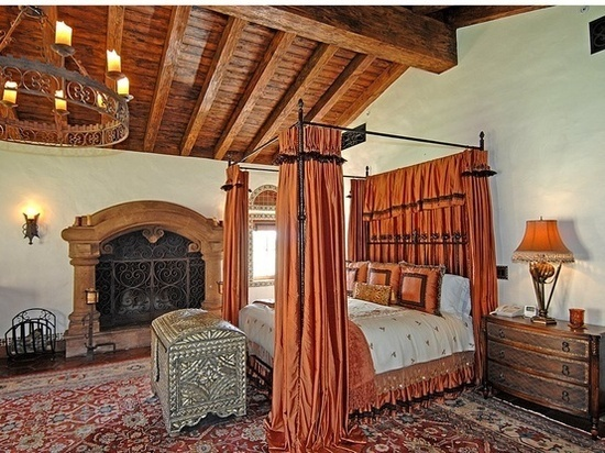 San Miguel | Spanish Colonial Interiors and Exteriors | Pinterest