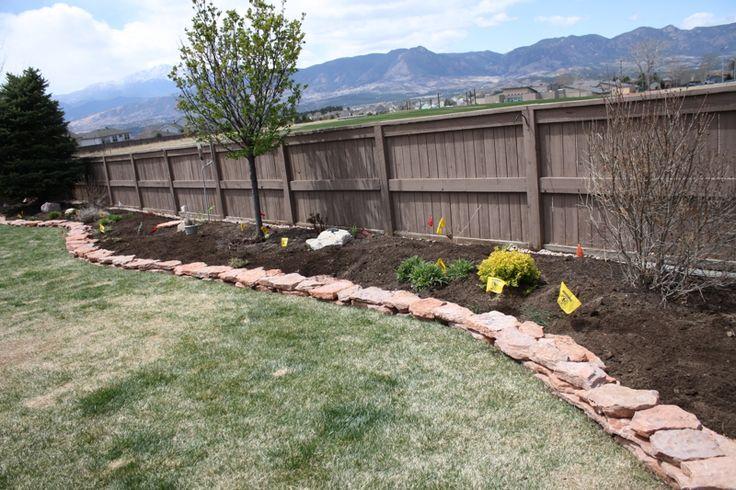 Backyard Landscaping Colorado Springs : Xeriscape gardening in colorado springs landscaping
