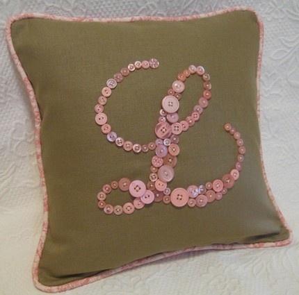 DIY pillow laurenbushjazz