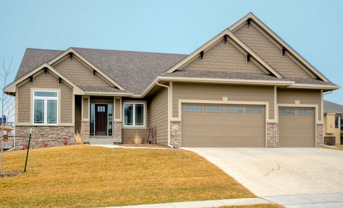 Ironwood homes exterior photos new digs pinterest for Ironwood homes