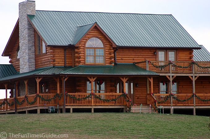 My dream log cabin dream home pinterest My dream homes