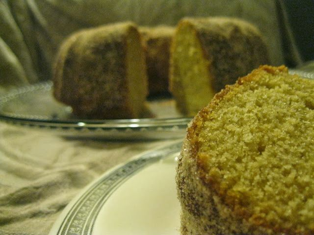 Adirondack Baker: Apple Cider Doughnut Cake!