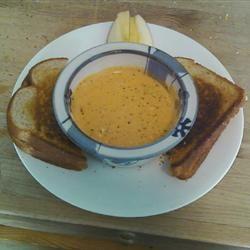 Tomato Gorgonzola Soup Allrecipes.com
