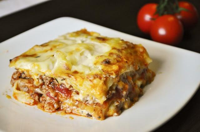 Cucina della Felicità: Lasagne alla Bolognese