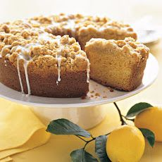 Meyer Lemon Coffee Cake II Recipe | Desserts | Pinterest