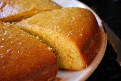 Orange Scented Olive Oil Cake | Gotta have my sweets. | Pinterest