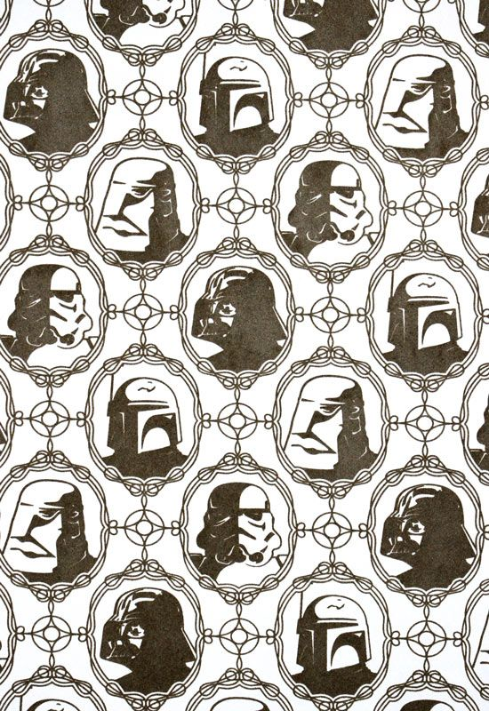 it was a long time in a galaxy far, far away, right? old timey wallpaper.