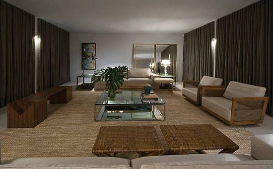 Casa & Decoração Propostas de luxo marcam ambientes da Itu Casa