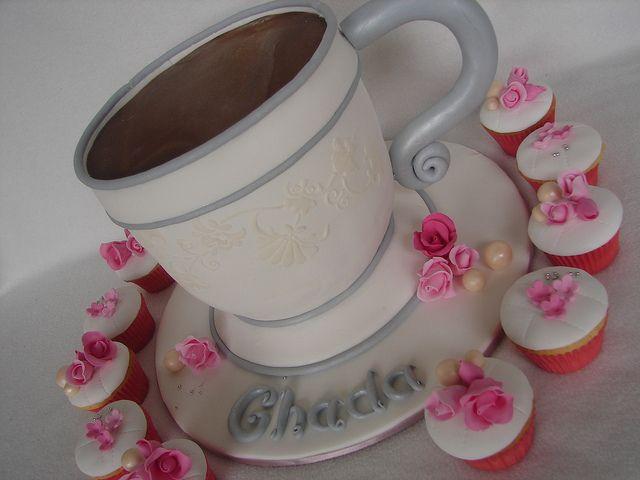 Coffee cake & cupcakes - LOVE | Cakes | Pinterest