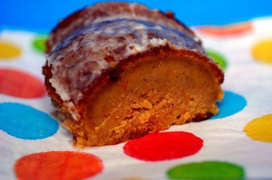 Sweet Potato Yogurt Bundt Cake- National Bundt | Kitchen Corners