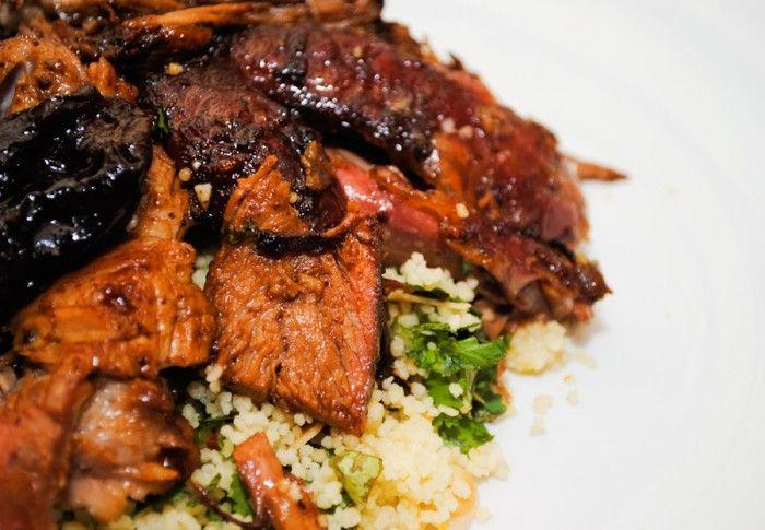 Slow-roasted-lamb-shoulder | proper food | Pinterest