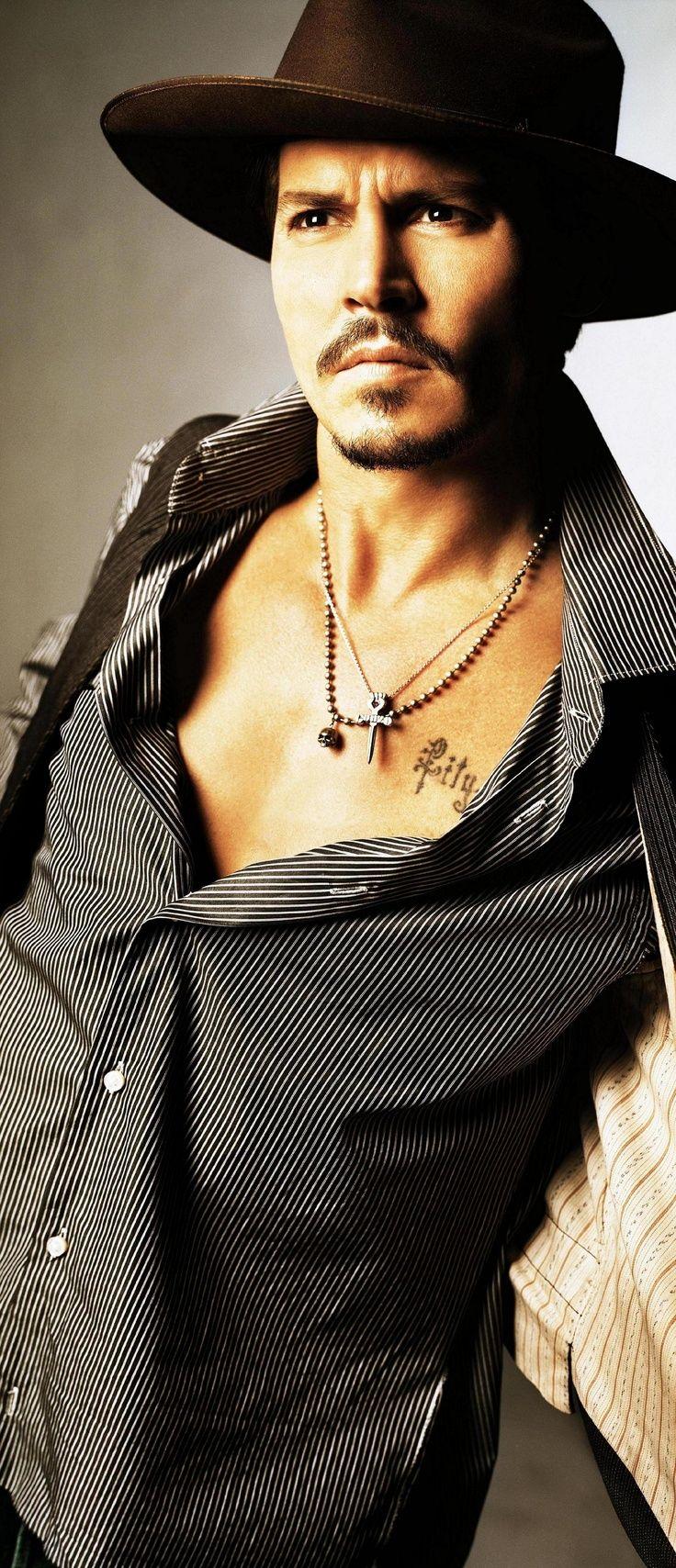 Johnny Depp...  A favorite...