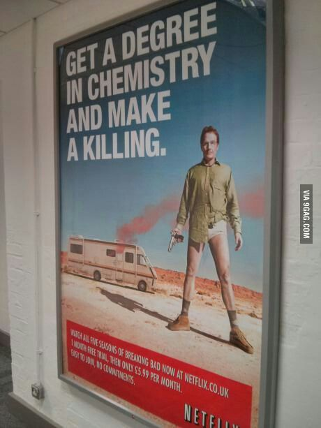 What jobs can you get with a degree in chemistry?