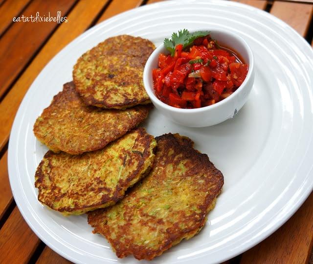 Zucchini Fritters | yum! | Pinterest